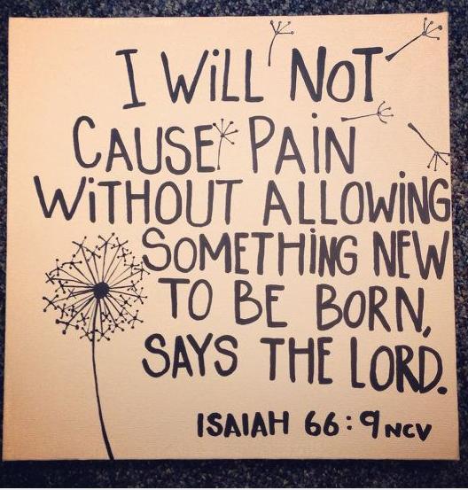 Isaiah 66.9  5